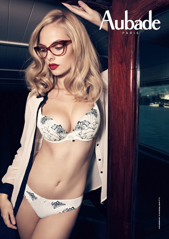 Aubade Singapore aubade paris lingerie fall winter 2012-2013 | twisted lifestyle