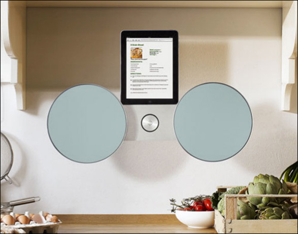 bang and olufsen beosound 8. the bang and olufsen beosound 8 e