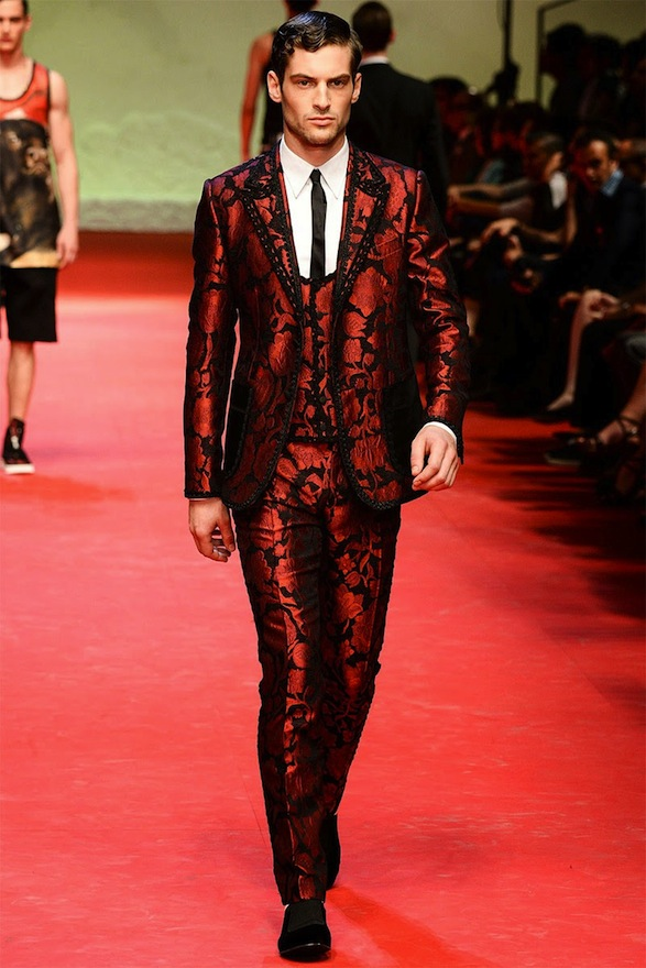 Men's Fashion Shows 2015 Milan Men Fashion Week
