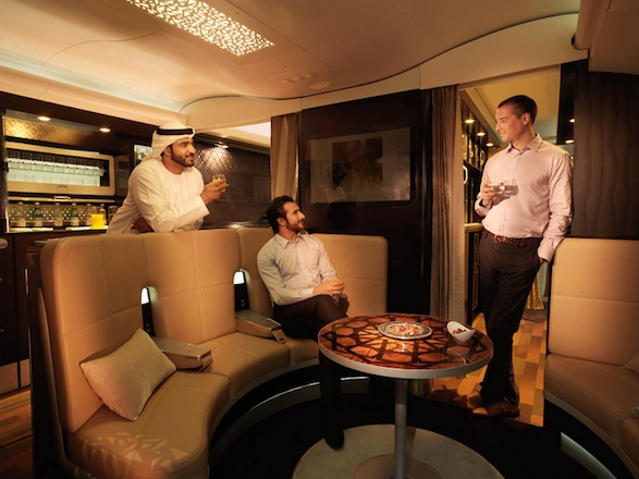 Etihad's New Airbus A380 First Class Suite | Twisted Lifestyle