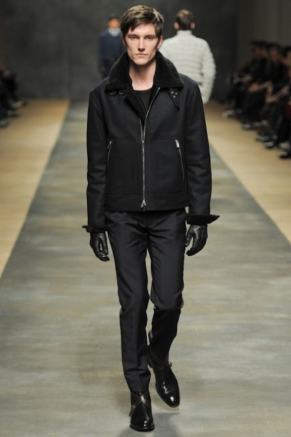 New fashion trends - Herm 232 S Men Fall Winter 2012 Preview Twisted Lifestyle