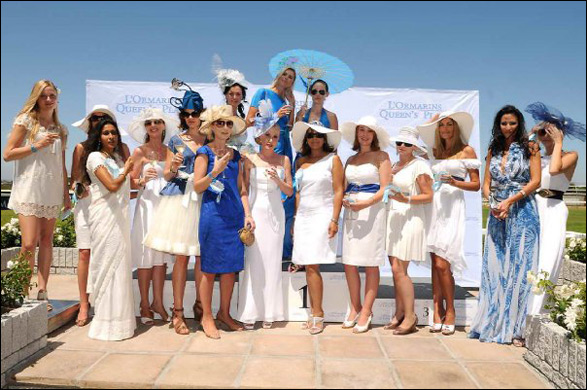 L Ormarins Queen S Plate 2011 Preview Twisted Lifestyle