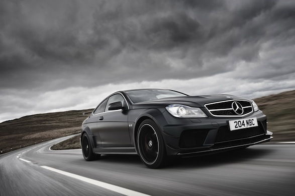 Mercedes benz c63 amg black series twisted lifestyle for Mercedes benz lifestyle