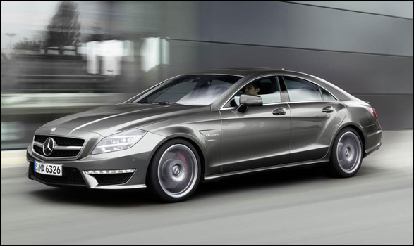 new mercedes cls 63 amg. The new CLS 63 AMG continues