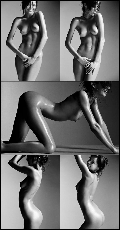 image Miranda kerr nude pirelli shoot