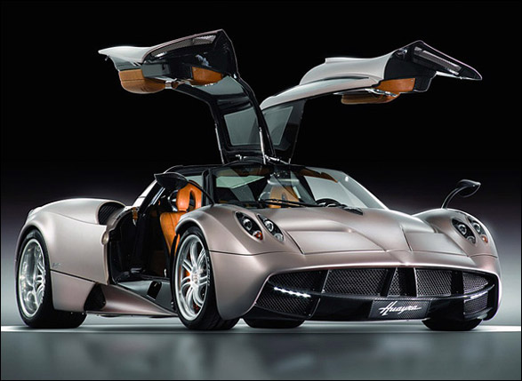 pagani release the pagani huayra | twisted lifestyle