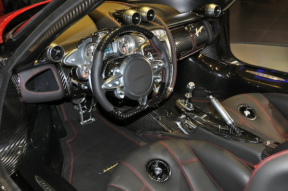 The Pagani Huayra. Design. Speed. Dynamics | Twisted Lifestyle
