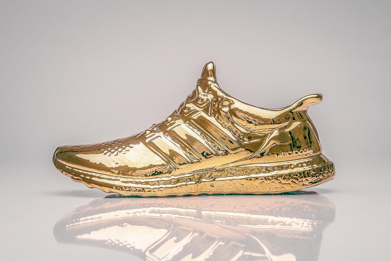 500a4a709a8 Gold Adidas Ultra Boost