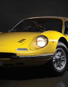 Ferrari Dino 246 GT L To Be Auctioned In Paris