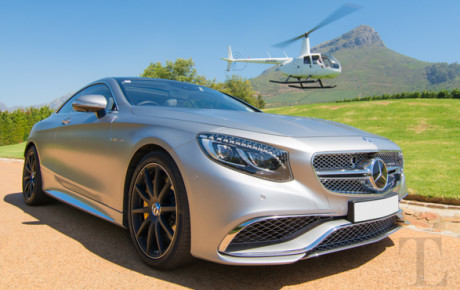 Mercedes-Benz S-Coupe AMG – S63 AMG Coupe