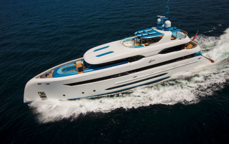 Elada Superyacht By Bilgin Yachts