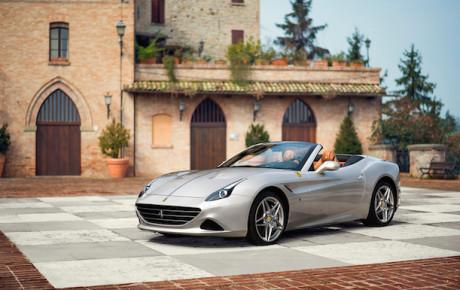 Ferrari Tailor Made Personalization Program