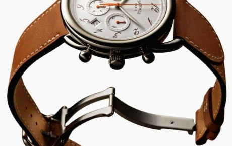 Hermès Arceau Chrono Bridon Watch Collection