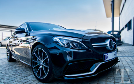 The New Mercedes-AMG C63 / C63S – Beauty & The Beast