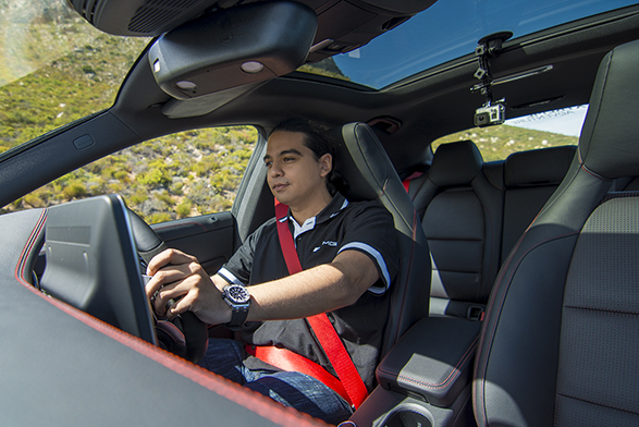 Mercedes-Benz AMG Extreme Experience