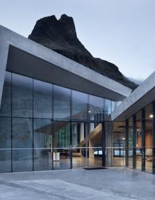 Trollstigen Visitor Centre In Norway