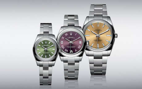 Rolex 2015 Oyster Perpetual Series