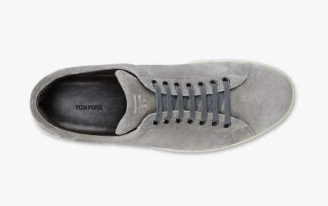 Tom Ford Spring Summer 2015 Russel Suede Sneakers