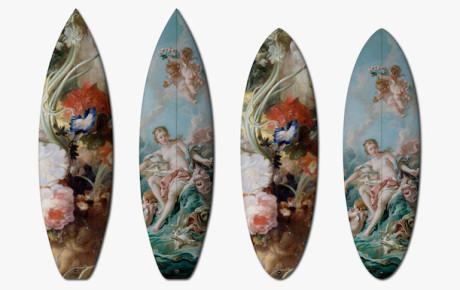 UWL x Boom Art – 404 Series Surfboards