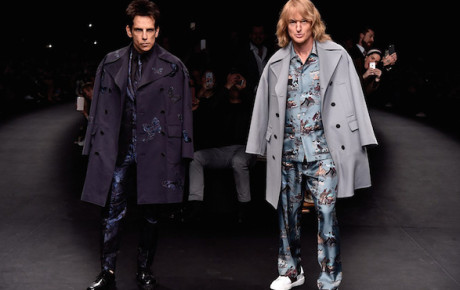 Zoolander and Hansel – Valentino Fall Winter 2015 Show
