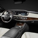 2013 Mercedes-Benz S-Class. Elegance & Luxury