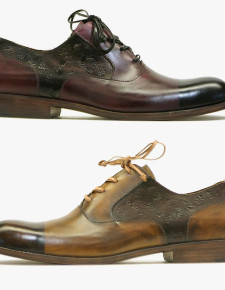 George Esquivel x Wickett & Craig Shoe Collection